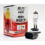 Лампа галогенная 881 H27W/2 12V 27W